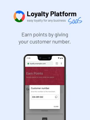 Loyalty Platform - SaaS - 21