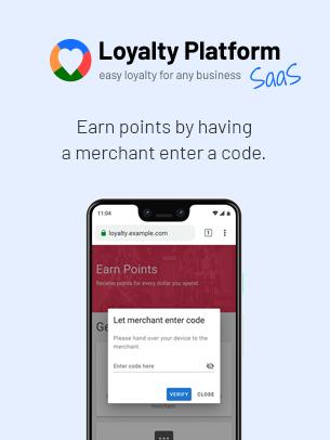 Loyalty Platform - SaaS - 20