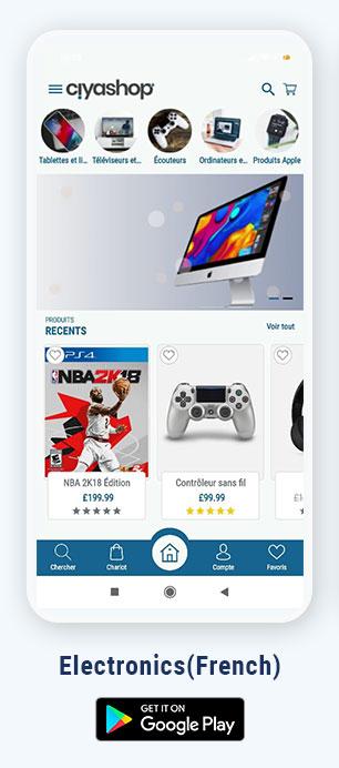CiyaShop Native Android Application based on WooCommerce - 4