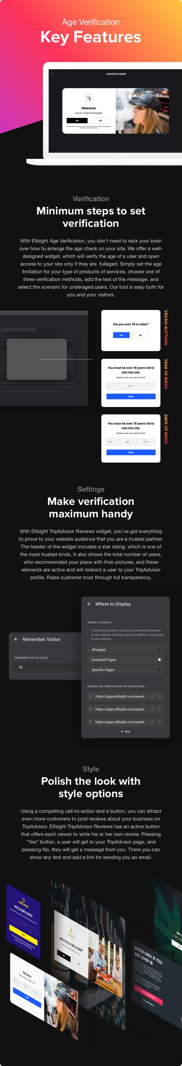 Age Verification for WordPress - 1