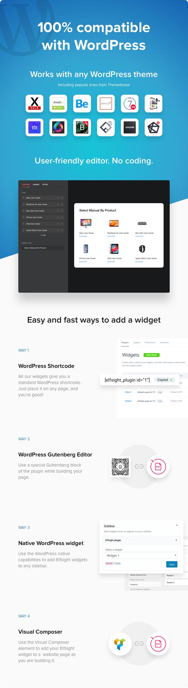 PDF Embed - WordPress PDF Viewer plugin - 2