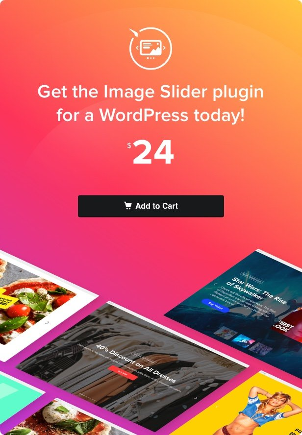 Slider - Image Slider WordPress - 4