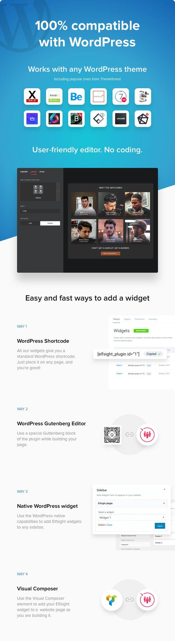 Team Showcase - WordPress plugin - 2