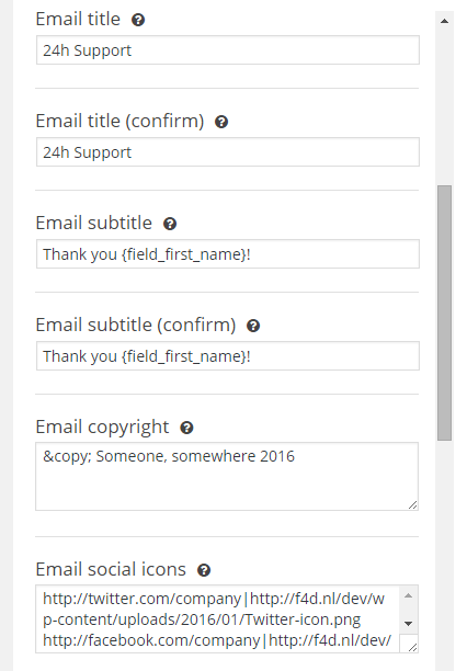 Super Forms - Email Templates Add-on - 4