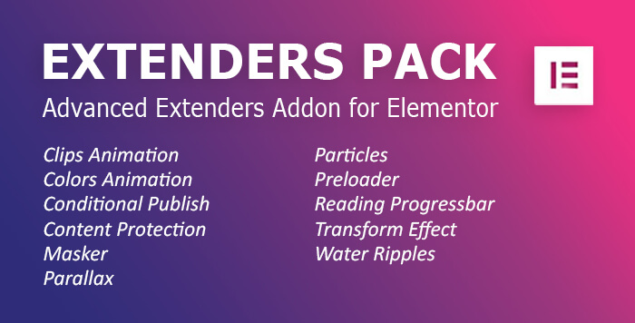 advanced addon for elementor
