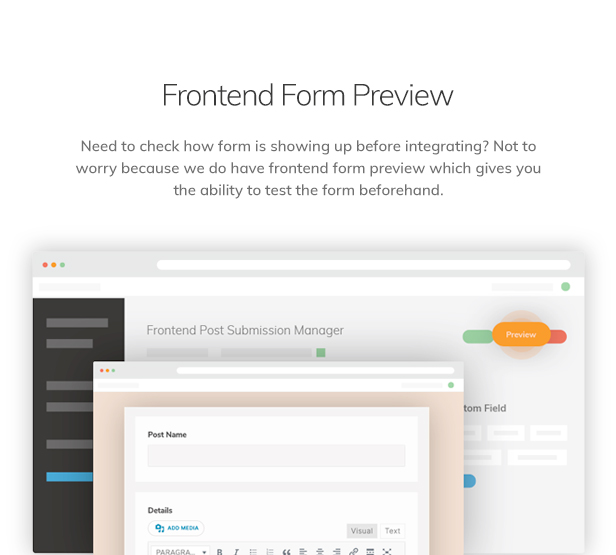 Frontend Post Submission Manager - 25