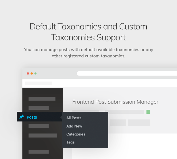 Frontend Post Submission Manager - 18