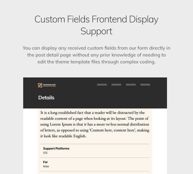 Frontend Post Submission Manager - 19