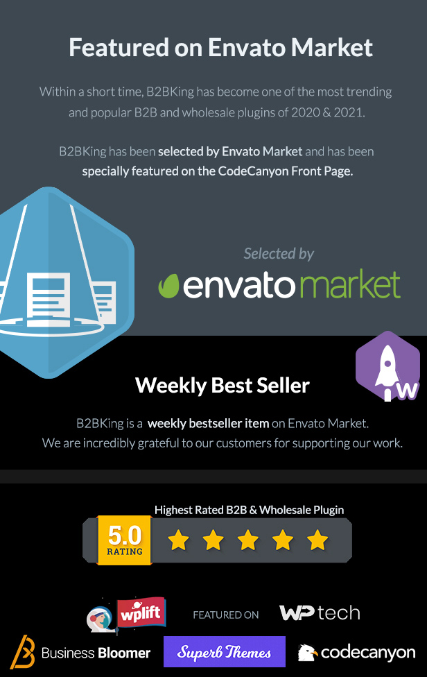 B2BKing - The Ultimate WooCommerce B2B & Wholesale Plugin - 3