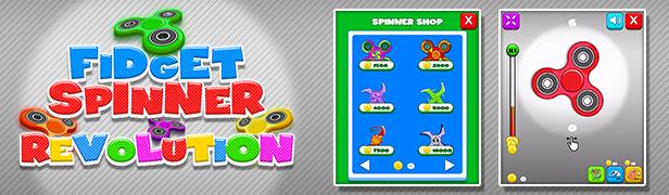Fidget Spinner Revolution
