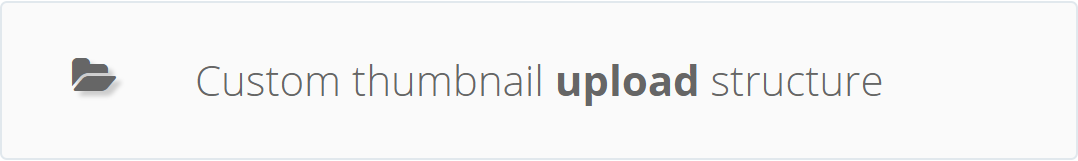 WordPress Real Thumbnail Generator - Bulk Regenerate Thumbnails / Upload folder - 10
