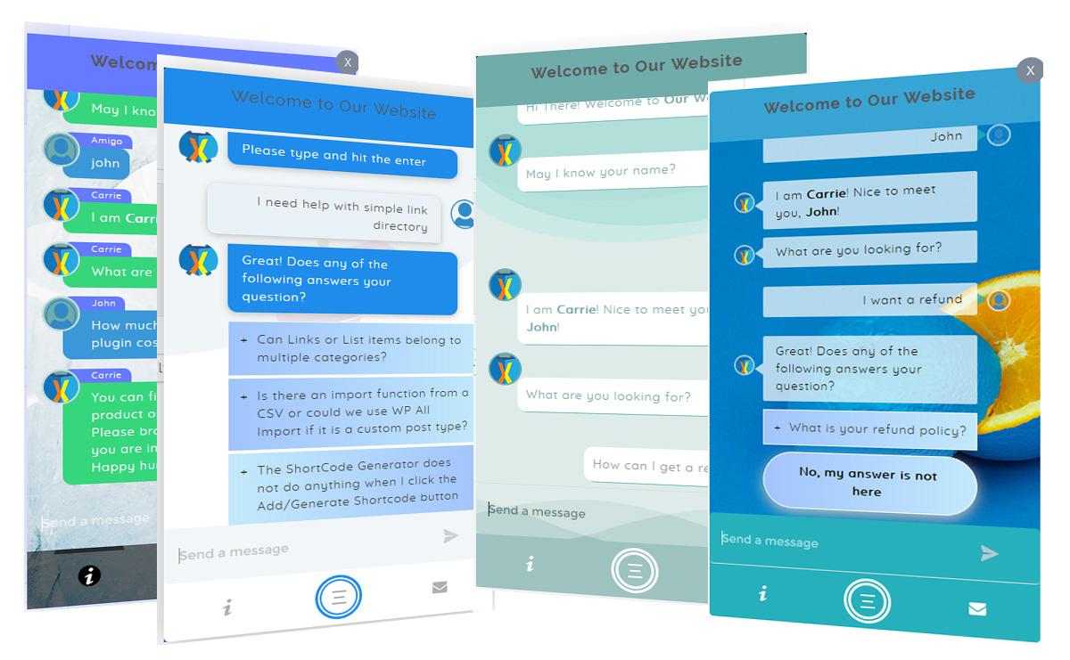 KnowledgeBase Glossary, FAQ & HelpDesk ChatBot - 13