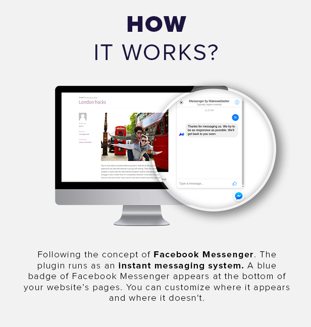 Facebook Messenger Live Chat - Real Time - 6