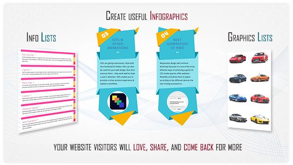 Infographic Maker - iList Pro - 7