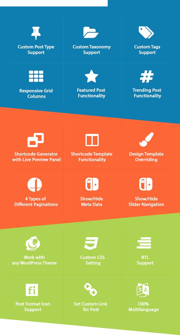 News & Blog Designer Pack Pro - News and Blog Plugin for WordPress and Elementor - 17