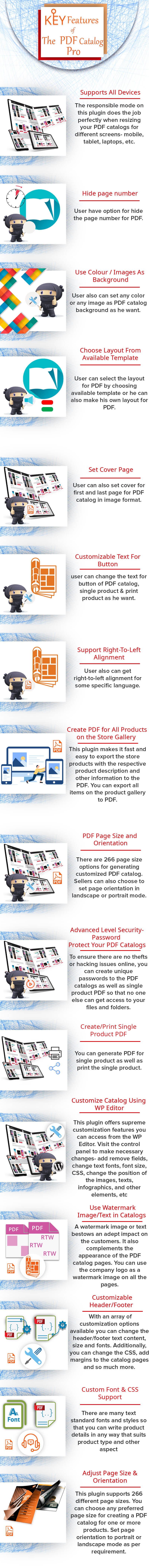 WooCommerce PDF Catalog Pro - 7