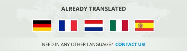 WooCommerce Product FAQ Languages