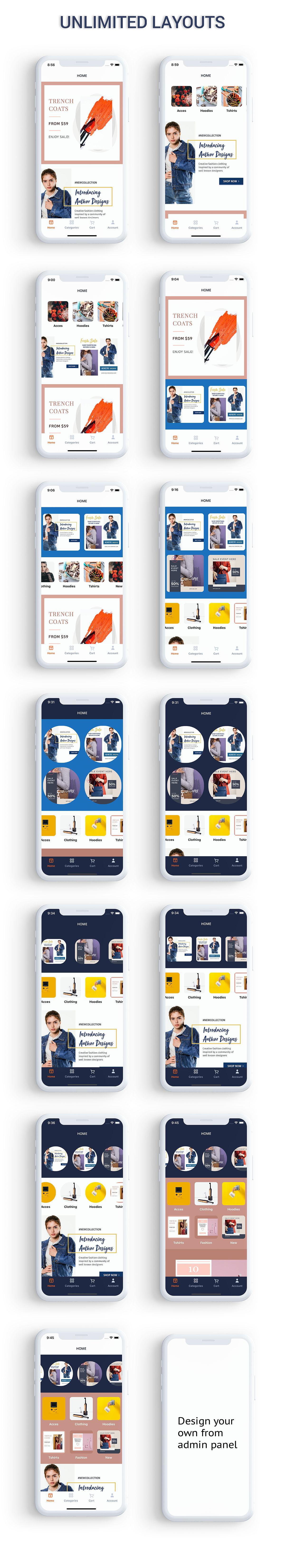 Flutter app for woocommerce - 8