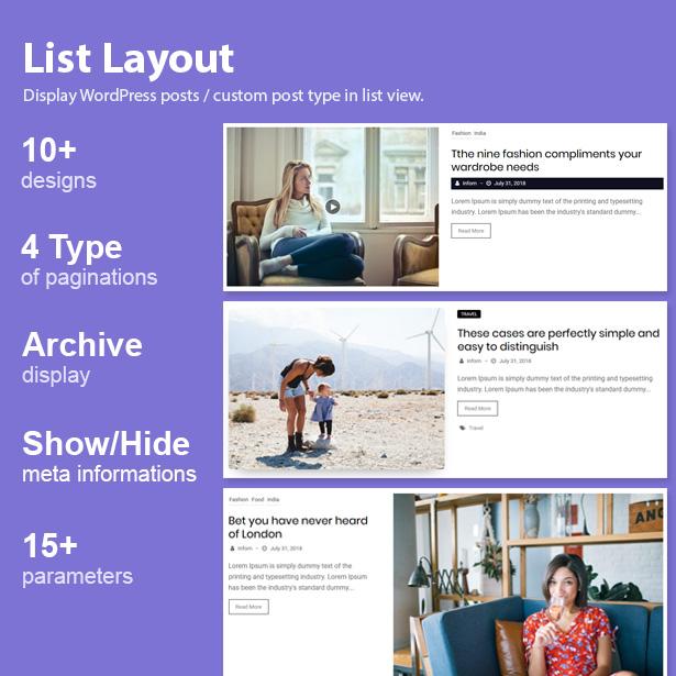 News & Blog Designer Pack Pro - News and Blog Plugin for WordPress and Elementor - 10