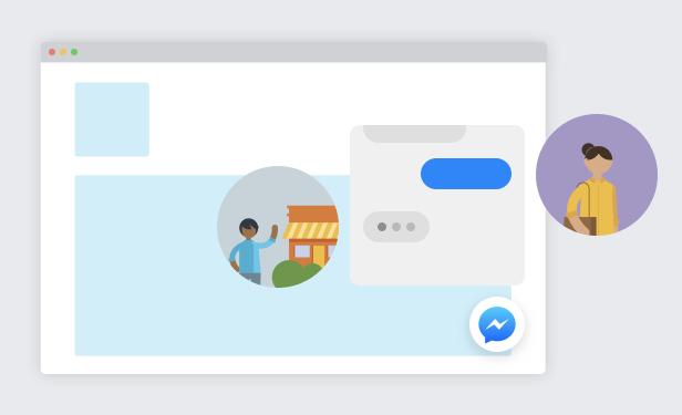 NinjaTeam Facebook Messenger for WordPress (Live Chat version) - 1