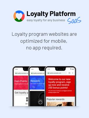 Loyalty Platform - SaaS - 5