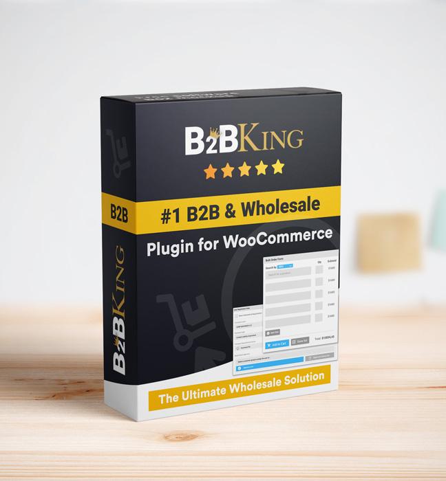 B2BKing - The Ultimate WooCommerce B2B & Wholesale Plugin - 27