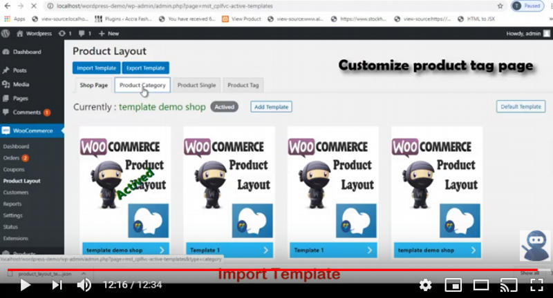 WooCommerce Customize Product Layout For WPBakery Page Builder (Visual Composer) - 3