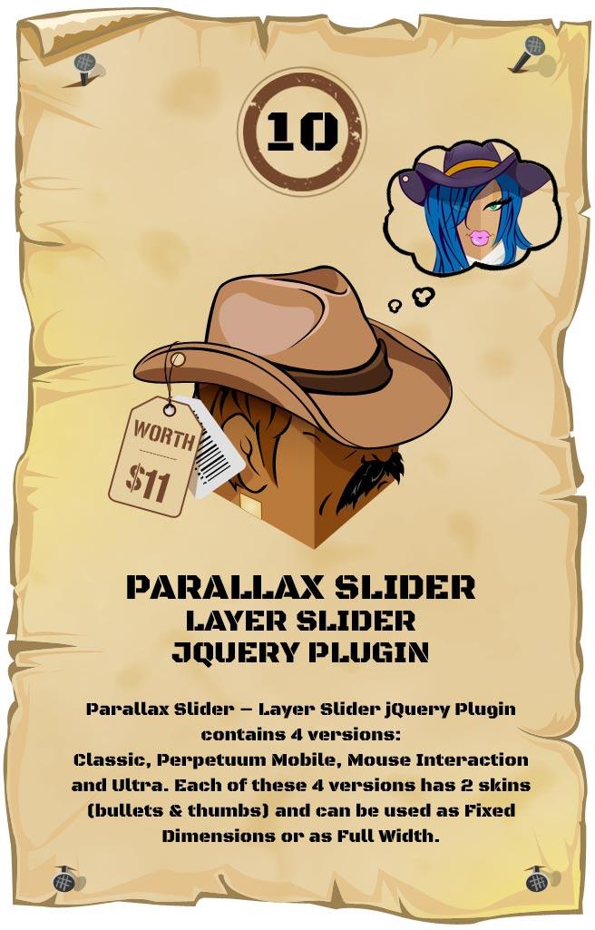 Parallax - Layer Slider Responsive Plugin