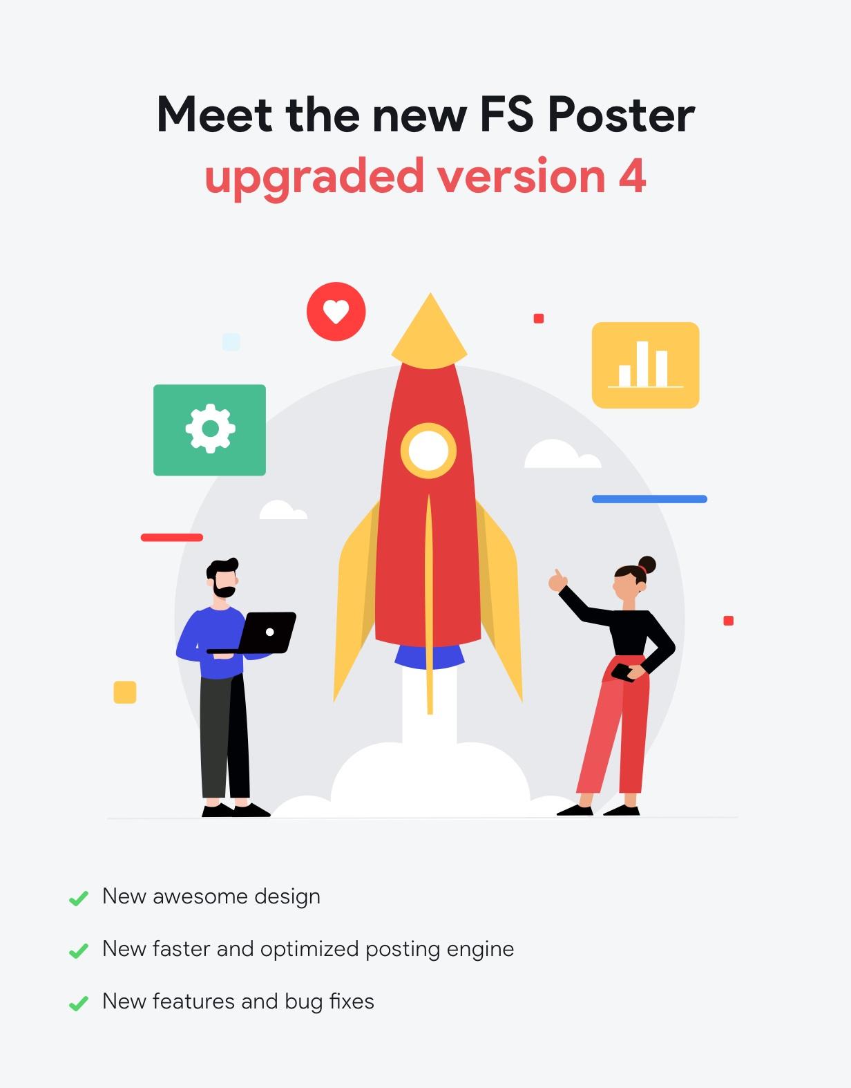 FS Poster - WordPress Auto Poster & Scheduler - 4