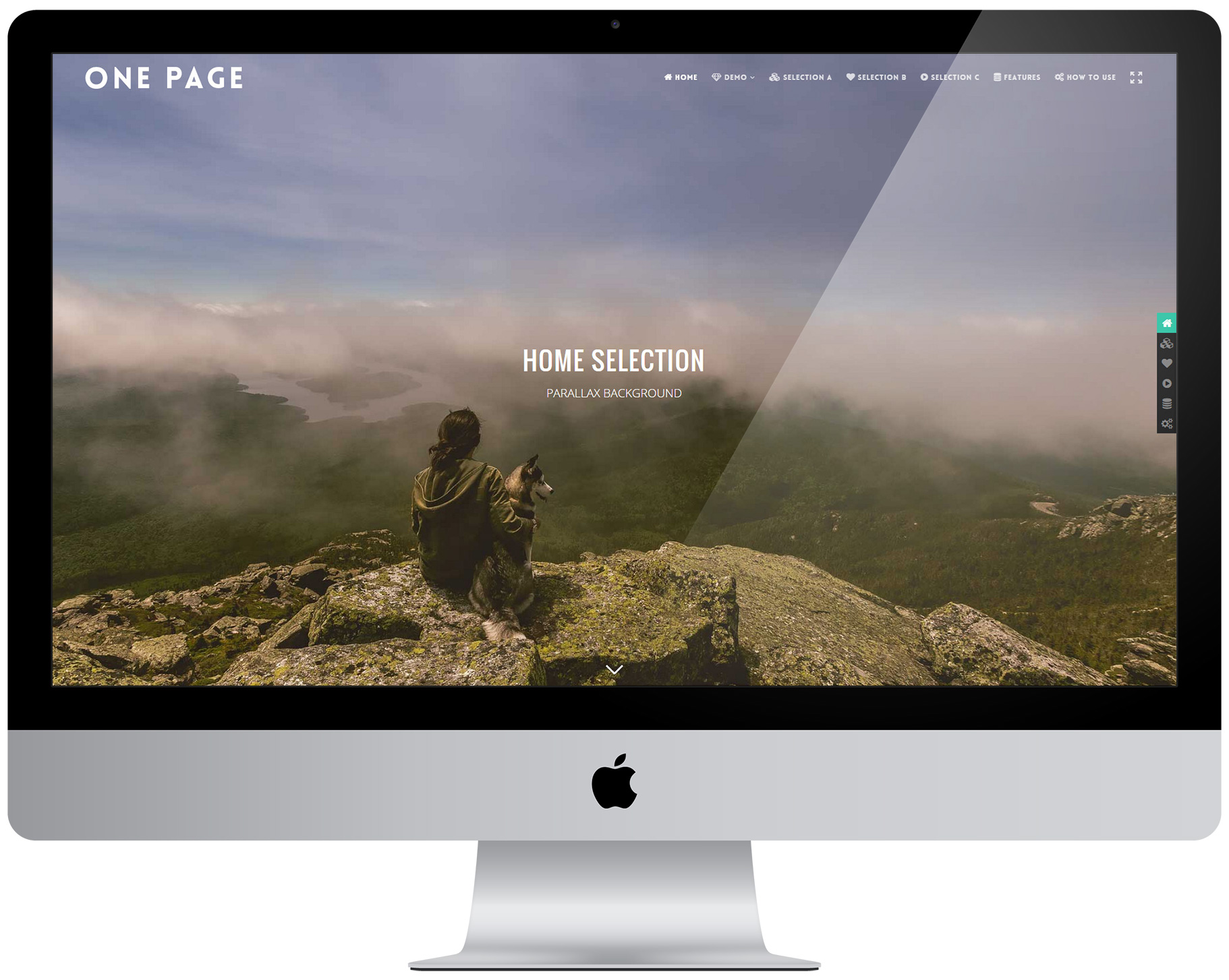 Smart One Page Navigation - Addon For WPBakery Page Builder (Visual Composer) - 4