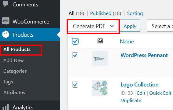 WooCommerce PDF Catalog Pro - 2