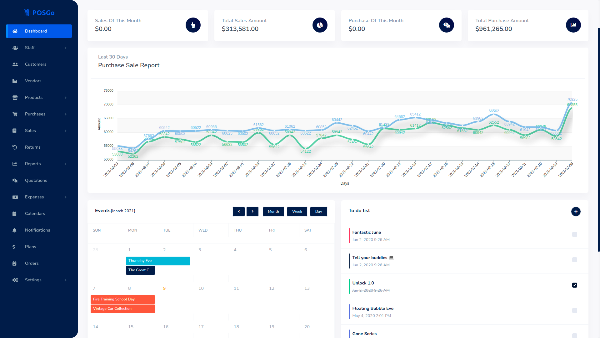 POSGo SaaS - Purchase and Sales Management Tool - 4