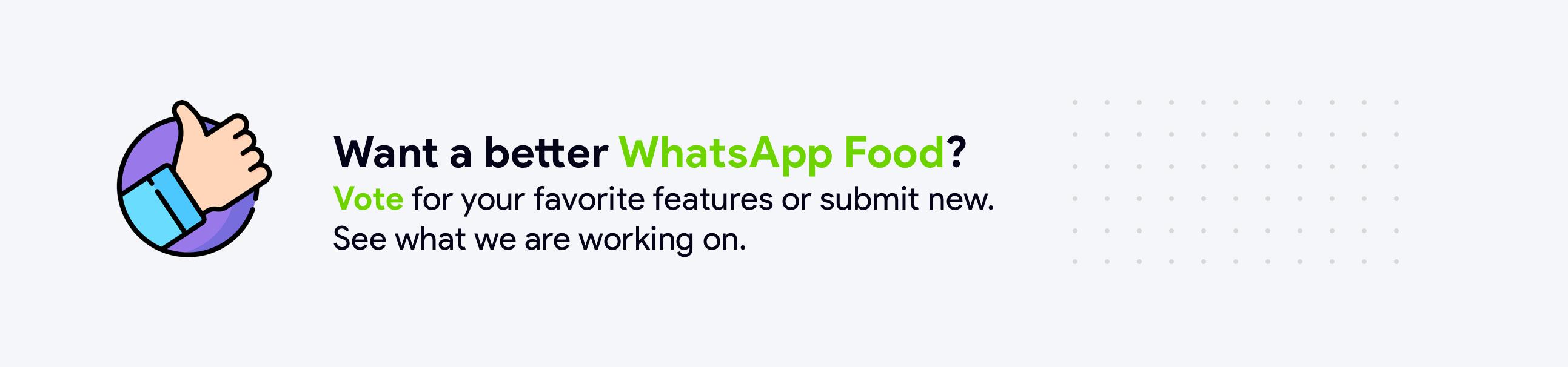 WhatsApp  Food - SaaS WhatsApp Ordering - 6