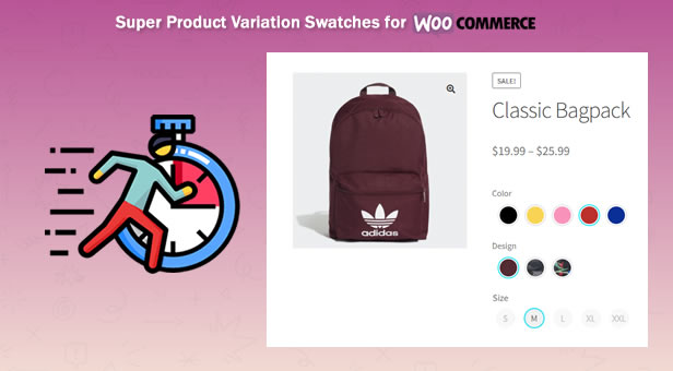 Quick and Easy Installation in Super Product Variation Swatches for WooCommerce