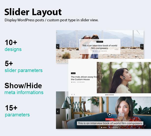 News & Blog Designer Pack Pro - News and Blog Plugin for WordPress and Elementor - 9