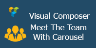 Visual Composer - Meet the Team with Carousel