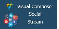 Visual Composer - Social Streams