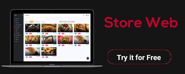 Store Webdemo