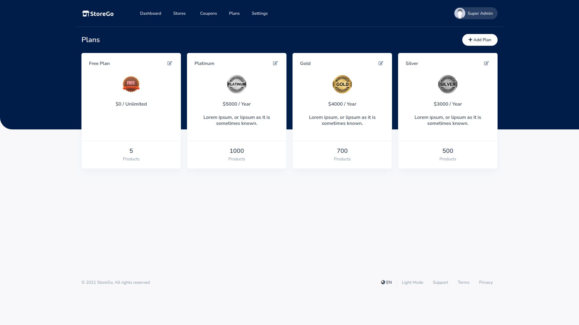 StoreGo SaaS - Online Store Builder - 14