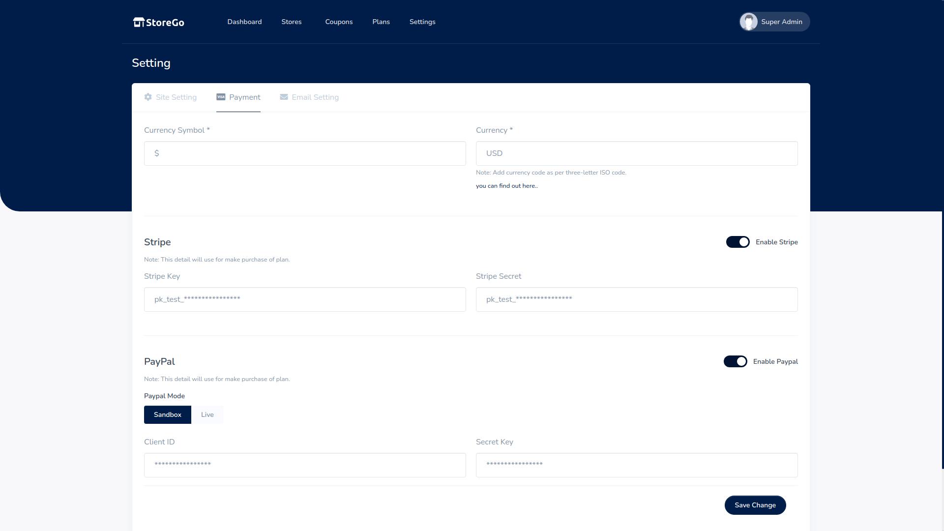 StoreGo SaaS - Online Store Builder - 16