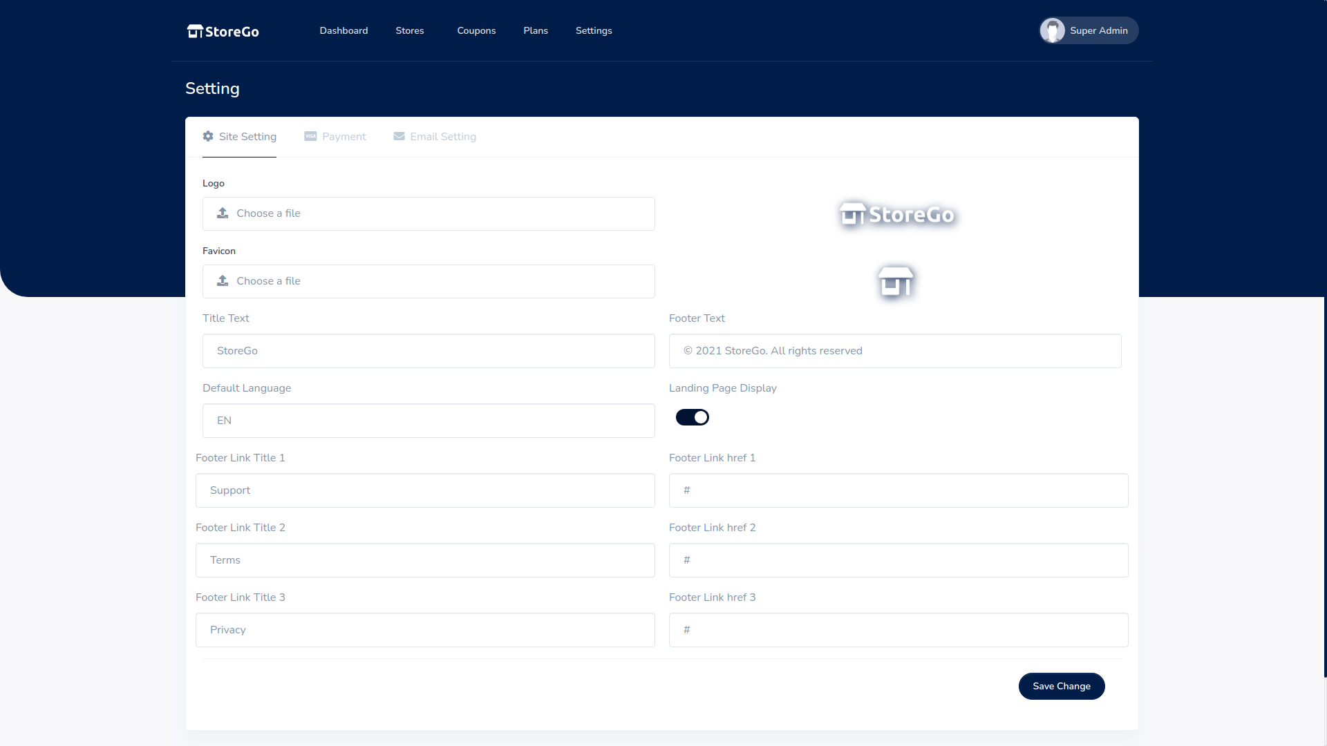 StoreGo SaaS - Online Store Builder - 17