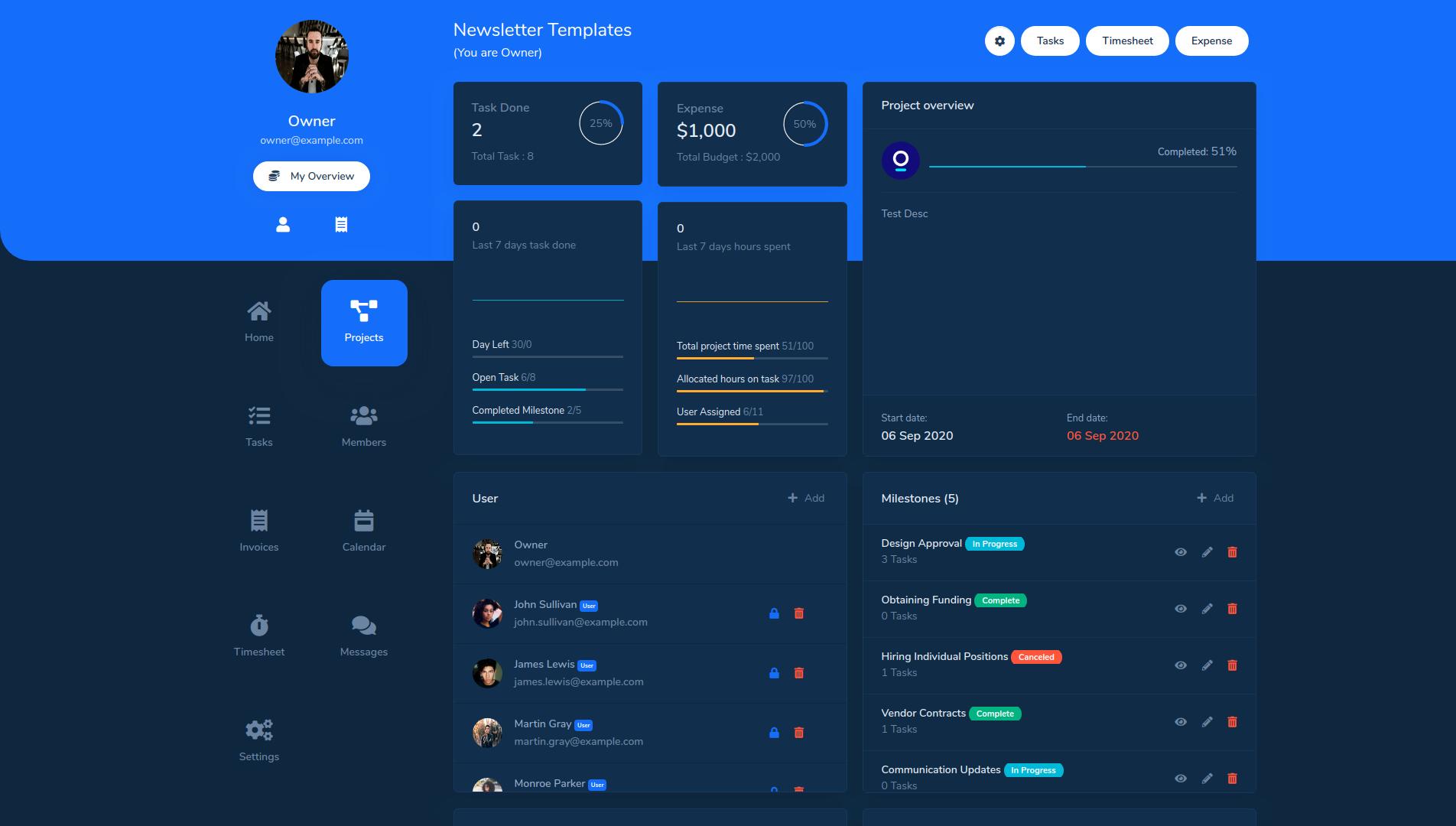 TaskGo SaaS – Tasks Management Tool - 16