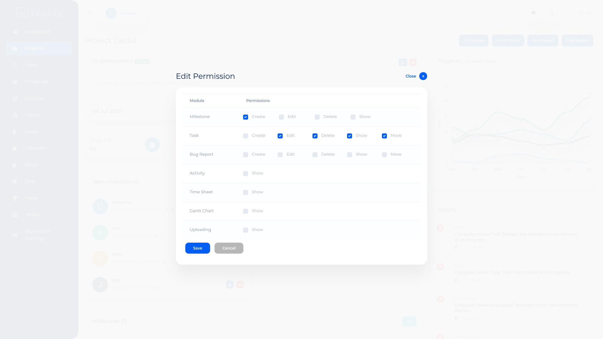 TASKLY SaaS – Project Management Tool - 12