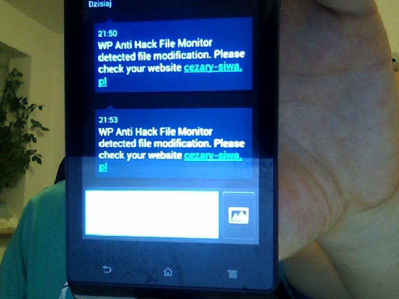 WP Anti Hack File Monitor - 4