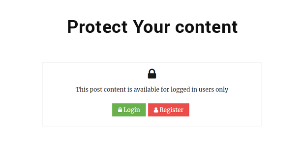 BS Input - Social Login and Register Popup With Shortcode & Site Locker - 3