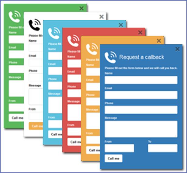Call Me Back WordPress Plugin - 11