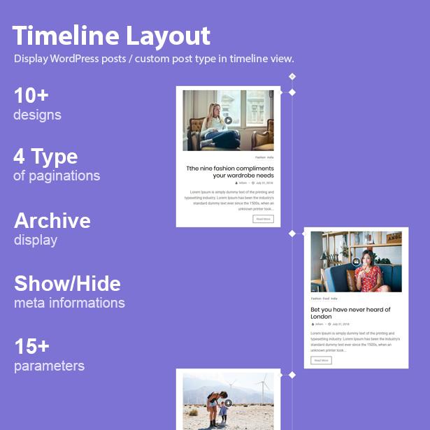 News & Blog Designer Pack Pro - News and Blog Plugin for WordPress and Elementor - 12