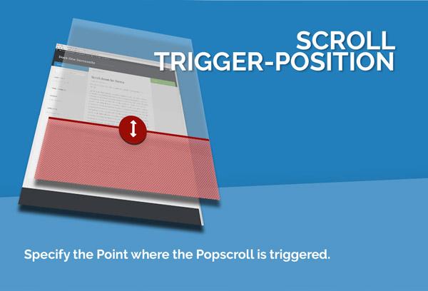 Facebook Scroll Box Footer