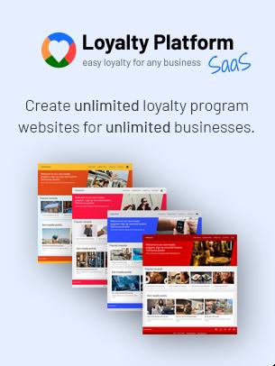 Loyalty Platform - SaaS - 13