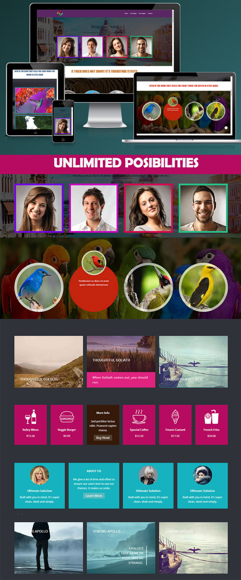 Image Hover Effects Addons for WPBakery Page Builder (formerly Visual Composer) - 1
